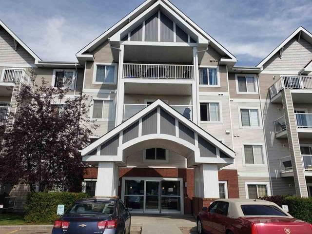 316 13830 150 Avenue, Edmonton, AB T6V 1X2 (#E4211020) :: Initia Real Estate