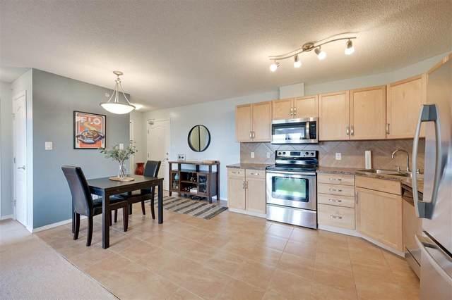 407 5951 165 Avenue, Edmonton, AB T5Y 0J6 (#E4211147) :: Initia Real Estate