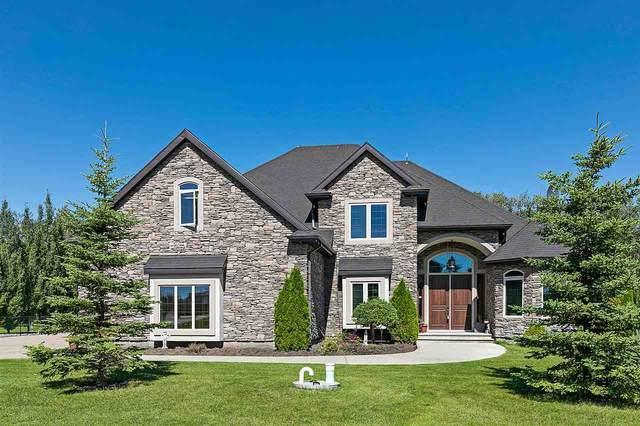 21424 25 Avenue, Edmonton, AB T6M 0E1 (#E4211185) :: The Foundry Real Estate Company