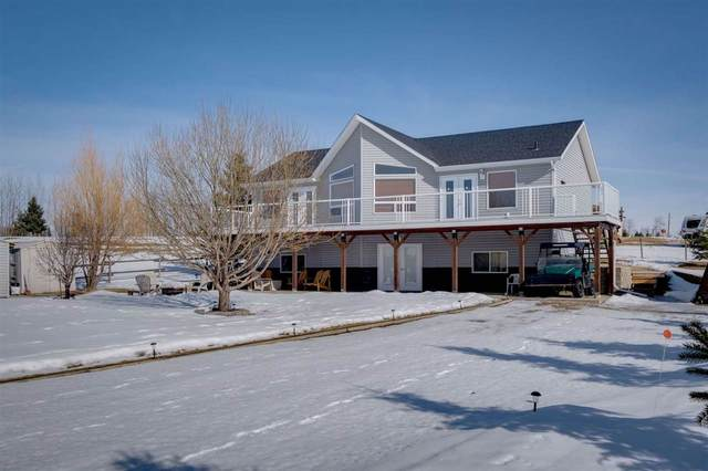 336 461032 HWY 13, Rural Wetaskiwin County, AB T0C 0T0 (#E4211195) :: Initia Real Estate