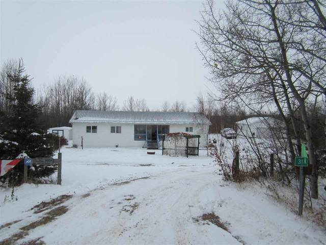311 -  58532 RR 113, Rural St. Paul County, AB T0A 0C0 (#E4211467) :: The Foundry Real Estate Company