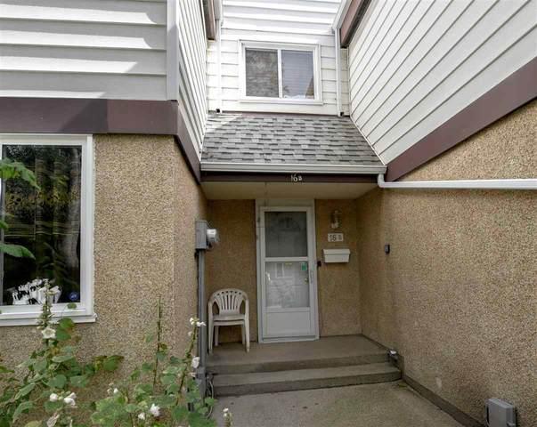 16B Twin Terrace, Edmonton, AB T6K 1V4 (#E4211953) :: Müve Team | RE/MAX Elite