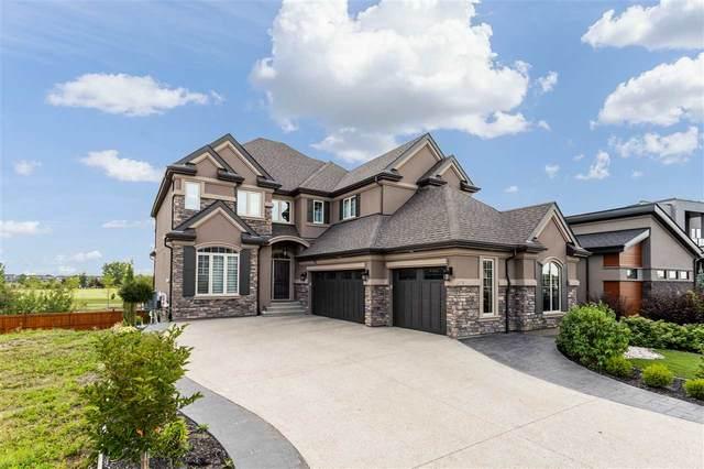 623 Howatt Drive, Edmonton, AB T6W 2T6 (#E4212305) :: The Foundry Real Estate Company