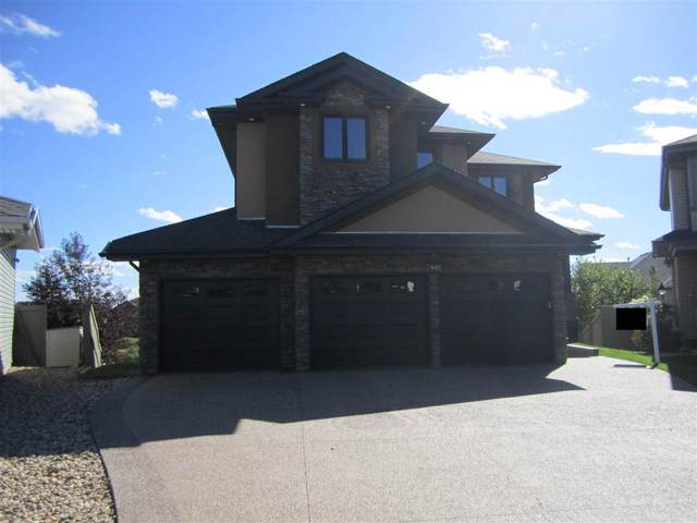 445 Callaghan Court, Edmonton, AB T6W 0G5 (#E4212359) :: The Foundry Real Estate Company