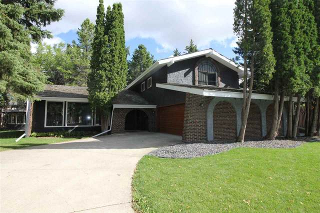12 Quesnell Road, Edmonton, AB T5R 5N2 (#E4212400) :: The Foundry Real Estate Company
