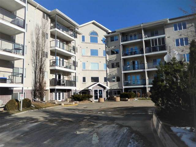 415 261 Youville Drive E NW, Edmonton, AB T6L 7H3 (#E4212894) :: Initia Real Estate