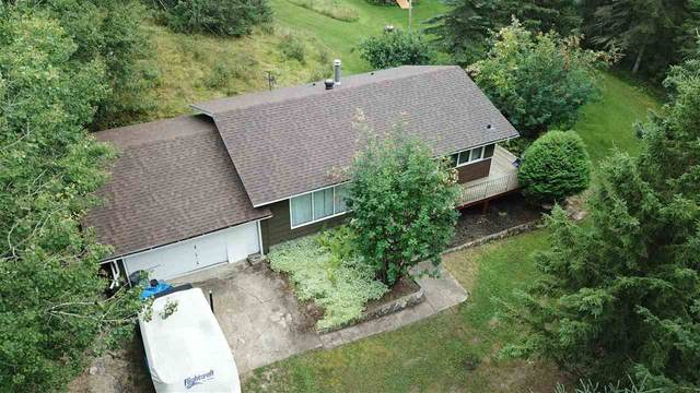 township 60177 Range Road 123 NW, Rural Smoky Lake County, AB T0A 3E0 (#E4213192) :: RE/MAX River City