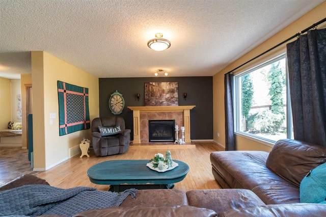 6002 49 Avenue, Beaumont, AB T4X 1V3 (#E4213300) :: Initia Real Estate