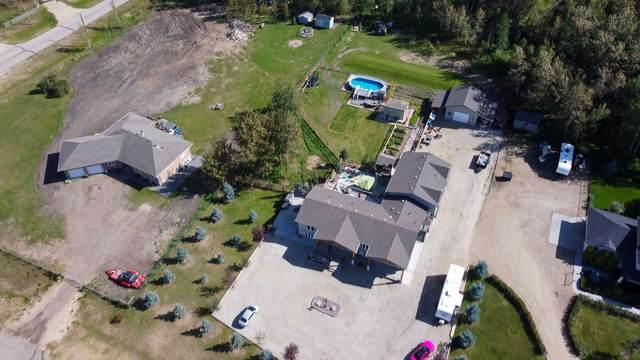 8 26516 Twp 514 Road, Rural Parkland County, AB T7Y 1E9 (#E4213793) :: RE/MAX River City