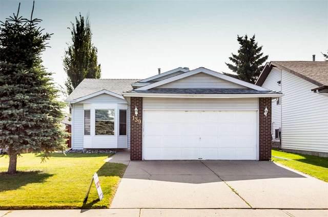 139 Warwick Crescent, Edmonton, AB T5X 5P3 (#E4214041) :: Initia Real Estate