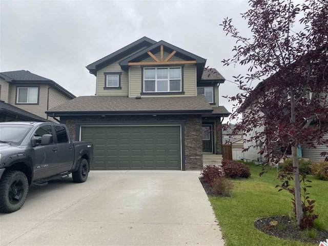 7 Meadowview Landing, Spruce Grove, AB T7X 0N8 (#E4214307) :: Initia Real Estate