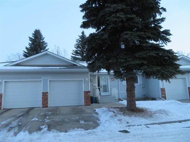 36 1650 42 Street, Edmonton, AB T6L 5P4 (#E4215247) :: The Foundry Real Estate Company
