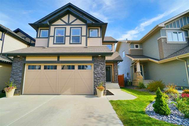 3031 Carpenter Landing, Edmonton, AB T6W 2Z1 (#E4215361) :: The Foundry Real Estate Company