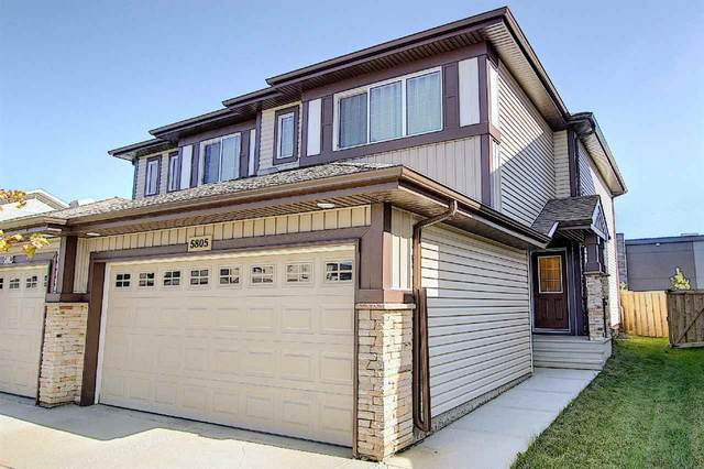 5805 Anthony Crescent, Edmonton, AB T6W 1A8 (#E4215555) :: Initia Real Estate