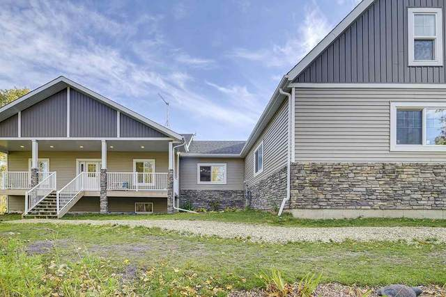 101 49379 Rge Rd 212, Rural Camrose County, AB T0B 1W0 (#E4216097) :: The Foundry Real Estate Company