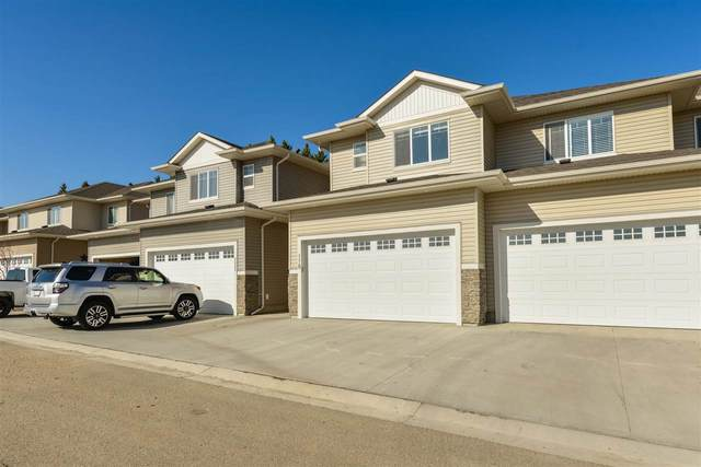 20 Genesis Villas, Stony Plain, AB T7Z 0J6 (#E4216246) :: Initia Real Estate
