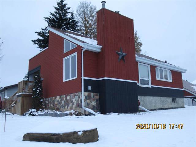 1401 54 Street, Edson, AB T7E 1H5 (#E4216249) :: The Foundry Real Estate Company