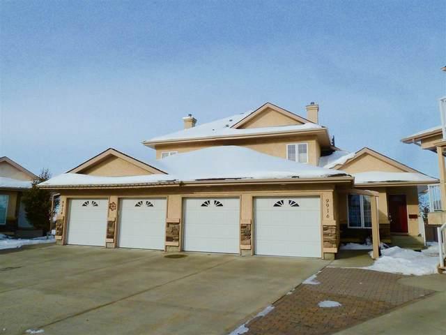 9916 100 Avenue, Fort Saskatchewan, AB T8L 4N4 (#E4216481) :: The Foundry Real Estate Company