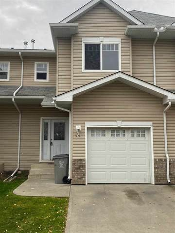 118 5001 62 Street, Beaumont, AB T4X 0C7 (#E4216790) :: RE/MAX River City