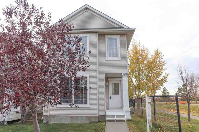 100 Bothwell Place, Sherwood Park, AB T8H 2M6 (#E4216824) :: The Foundry Real Estate Company