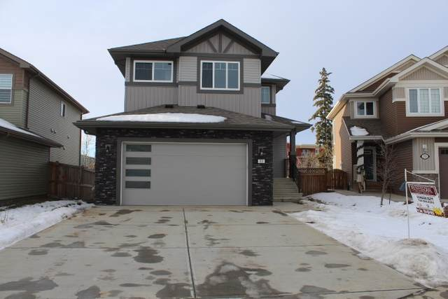 90 Meadowland Way, Spruce Grove, AB T7X 0S4 (#E4217151) :: The Foundry Real Estate Company