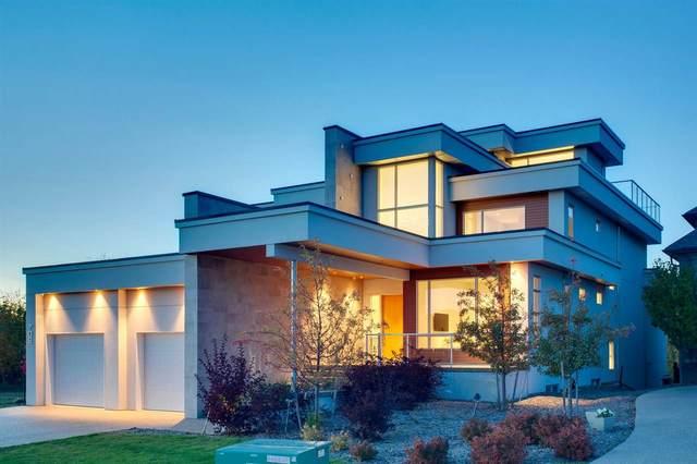 705 Howatt Drive, Edmonton, AB T6W 3K3 (#E4217195) :: The Foundry Real Estate Company
