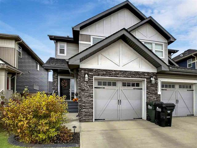 74 Abbey Road, Sherwood Park, AB T8H 0Z1 (#E4217642) :: Initia Real Estate