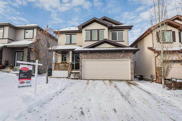 7 Vivian Way, Spruce Grove, AB T7X 0B1 (#E4217733) :: The Foundry Real Estate Company