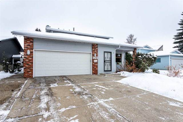 3483 39 Street, Edmonton, AB T6L 3Y9 (#E4217802) :: The Foundry Real Estate Company