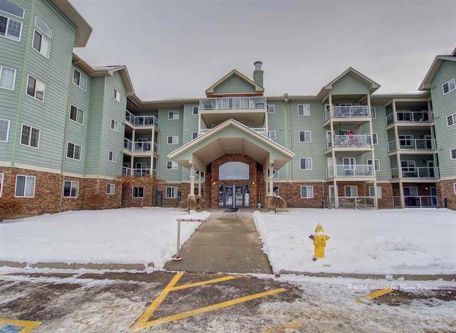 409 9995 93 Avenue, Fort Saskatchewan, AB T8L 1N5 (#E4217848) :: The Foundry Real Estate Company