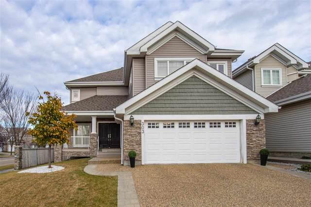 303 Summerside Cove, Edmonton, AB T6X 1B9 (#E4217935) :: Initia Real Estate
