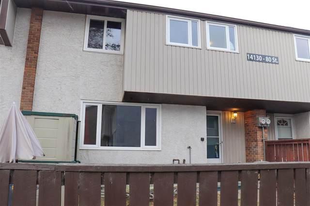 5 14130 80 Street, Edmonton, AB T5C 1L6 (#E4218087) :: The Foundry Real Estate Company
