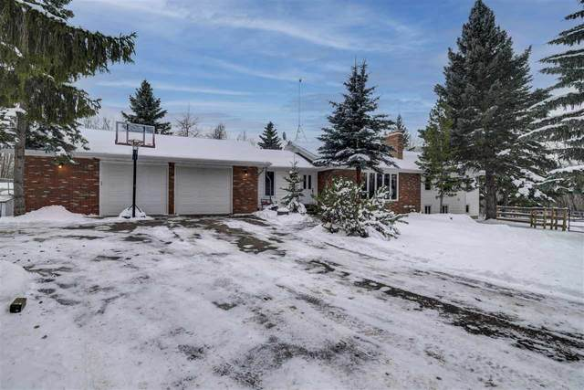 205 51313 Range Road 231, Rural Strathcona County, AB T8B 1K7 (#E4218266) :: The Foundry Real Estate Company