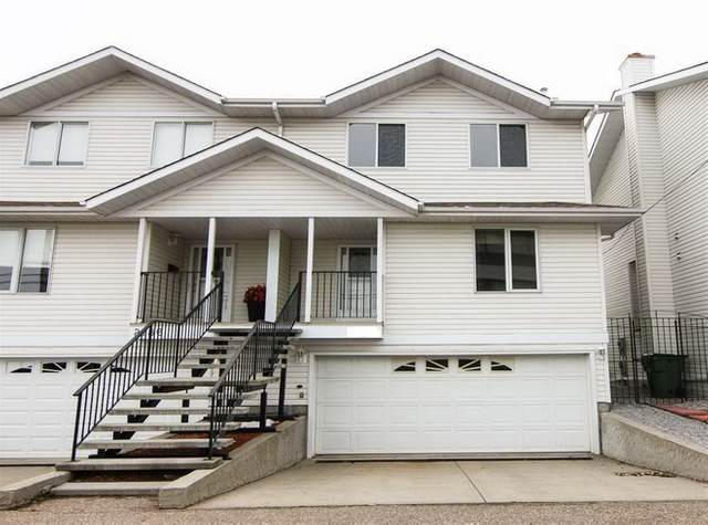 9816 108A Street, Fort Saskatchewan, AB T8L 4C7 (#E4218303) :: Initia Real Estate