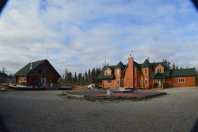 41501 55 Highway, Rural Bonnyville M.D., AB T9M 1P4 (#E4218455) :: Initia Real Estate