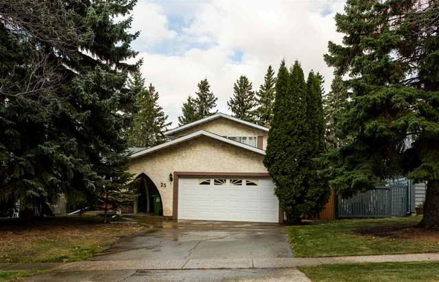 25 Bradburn Crescent, St. Albert, AB T8N 2J8 (#E4218479) :: The Foundry Real Estate Company