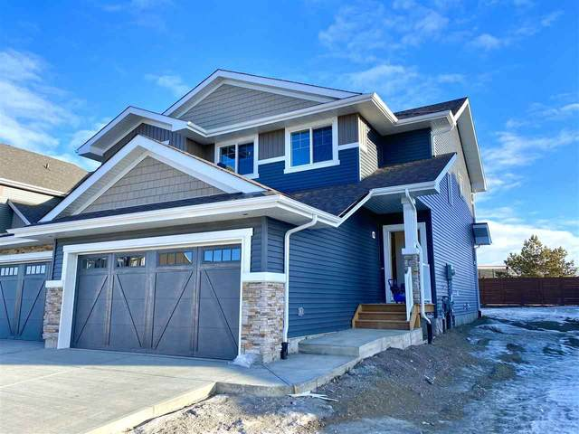 70 Juneau Way, St. Albert, AB T8N 7W8 (#E4218655) :: The Foundry Real Estate Company