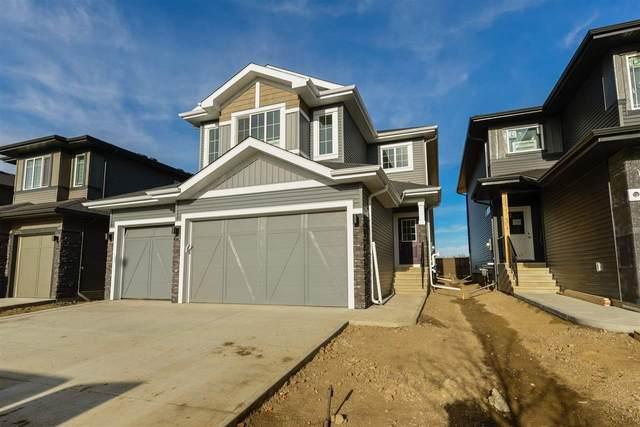 30 Prescott Boulevard, Spruce Grove, AB T7X 0R5 (#E4218721) :: The Foundry Real Estate Company
