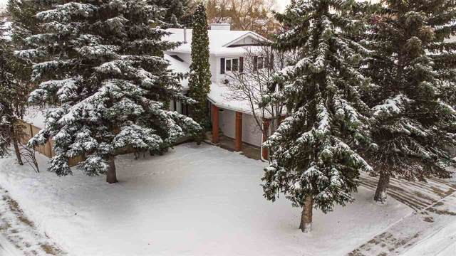2451 115 Street, Edmonton, AB T6J 4Z2 (#E4218872) :: The Foundry Real Estate Company