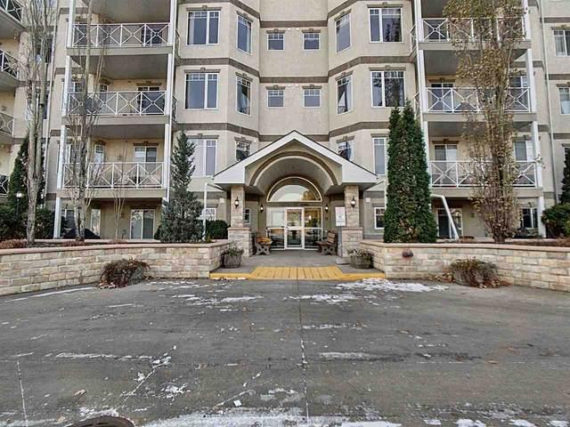 309 12111 51 Avenue, Edmonton, AB T6H 6A3 (#E4219249) :: The Foundry Real Estate Company