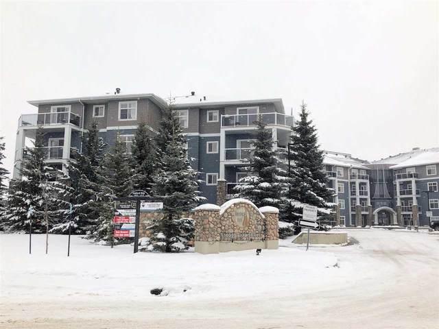 431 16035 132 Street, Edmonton, AB T6V 0B4 (#E4219417) :: The Foundry Real Estate Company