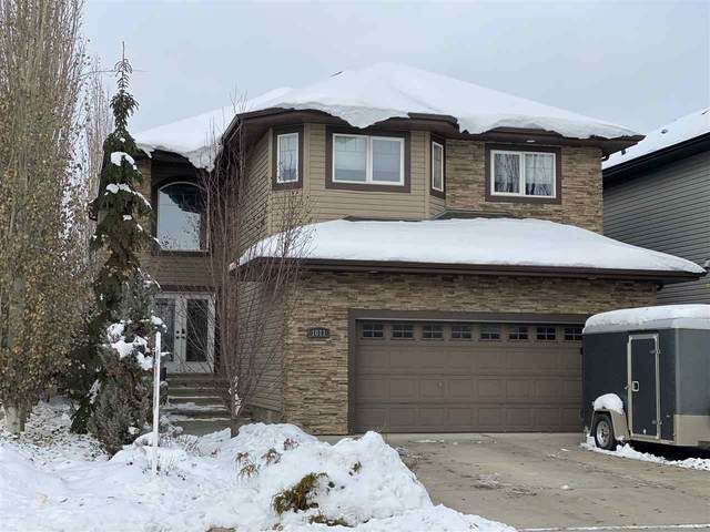 1011 Connelly Way, Edmonton, AB T6W 0R5 (#E4219423) :: The Foundry Real Estate Company