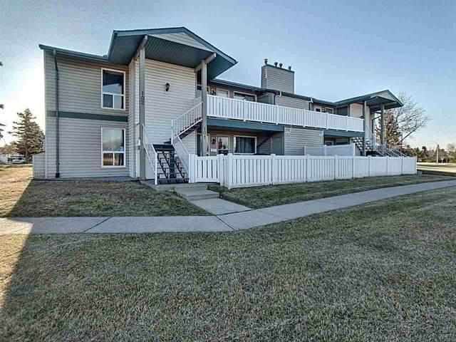 102 2703 79 Street, Edmonton, AB T6K 3Z6 (#E4219552) :: Initia Real Estate
