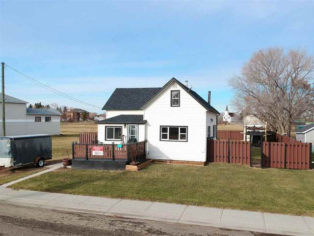 5106 49 Avenue, Radway, AB T0A 2V0 (#E4219614) :: The Foundry Real Estate Company
