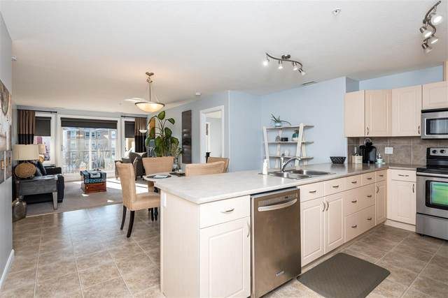328 300 Palisades Way, Sherwood Park, AB T8H 2T9 (#E4219829) :: The Foundry Real Estate Company