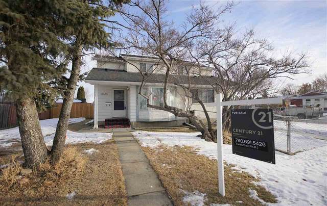 13805 119A Street, Edmonton, AB T5X 4N1 (#E4220063) :: The Foundry Real Estate Company