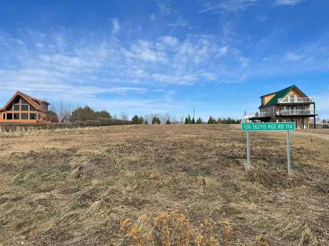 126 562115 Range Road 114, Rural Two Hills County, AB T0A 1E0 (#E4220084) :: Initia Real Estate