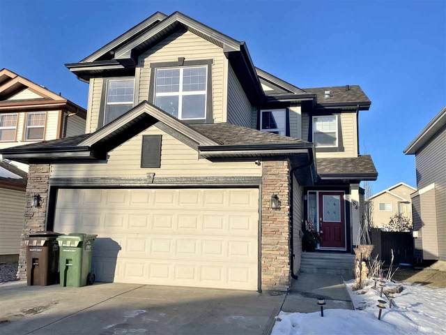84 Norris Crescent, St. Albert, AB T8N 7M5 (#E4220149) :: The Foundry Real Estate Company