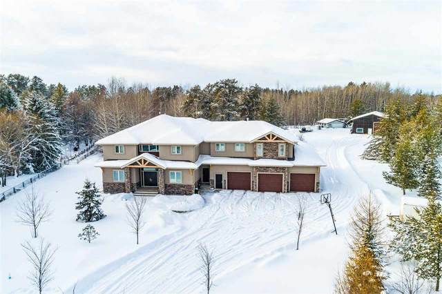135 27019 TWP RD 514, Rural Parkland County, AB T7Y 1G6 (#E4220154) :: The Foundry Real Estate Company