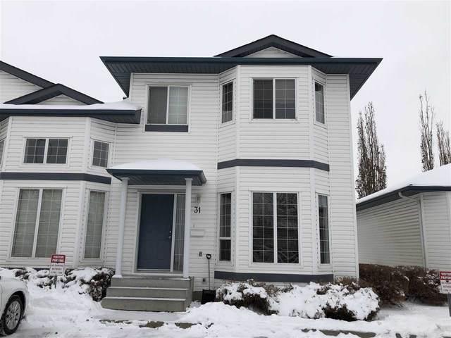 31 16728 115 Street, Edmonton, AB T5X 6G6 (#E4220289) :: The Foundry Real Estate Company